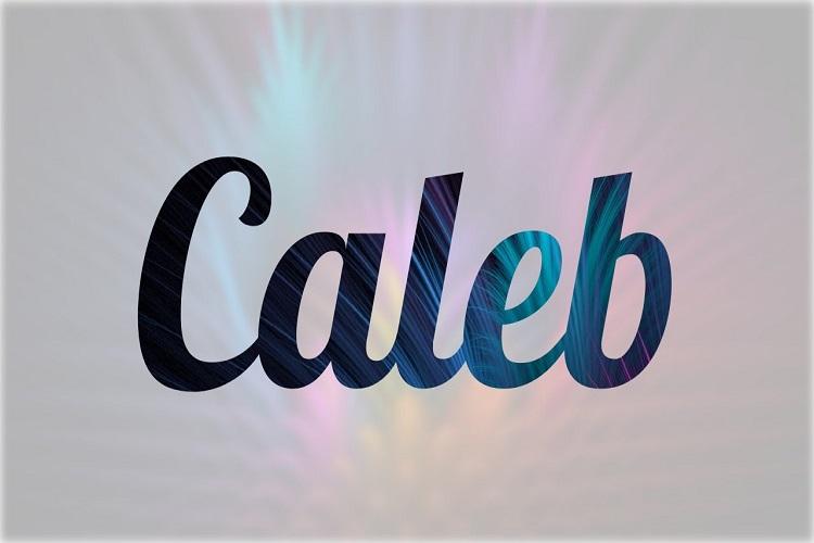 caleb-ii