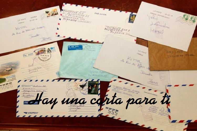 Hay una carta