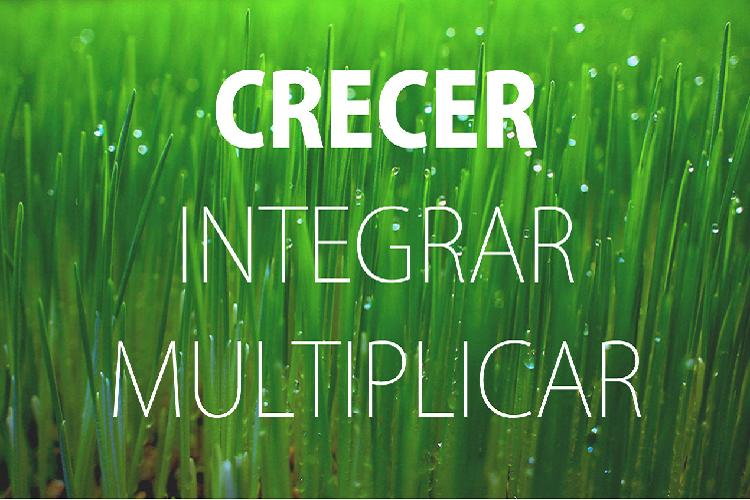 Crecer integrar multiplicar
